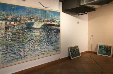 Until 15th September, exhibition by painter Fulgencio Saura Mira in San Javier