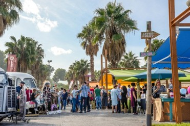 Every Sunday: Shopping, Entertainment and Gastronomy at Rin Ran Market in El Palmar