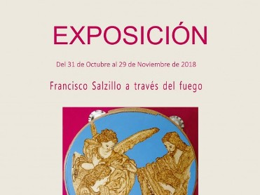Mazarrón: Exhibition of wood engravings in the Centro Cultural