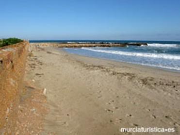 Costa Cálida Región de Murcia - Playa Barco Perdido