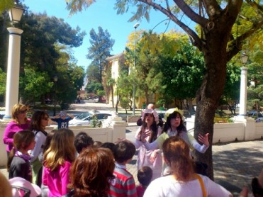 18th February Alhama de Murcia: FREE theatrical tour of the historical sights of the town