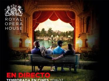 Tuesday 28th February live screening Ballet Sleeping Beauty Parque Almenara Lorca