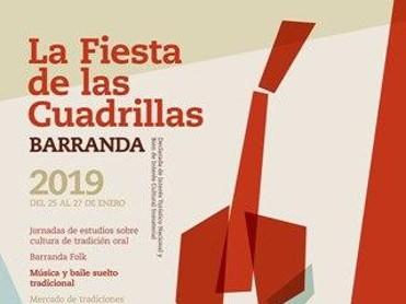 FIESTA DE LAS CUADRILLAS DE BARRANDA