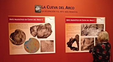Until 30th September, prehistoric rock art exhibition at the archaeological museum in Murcia