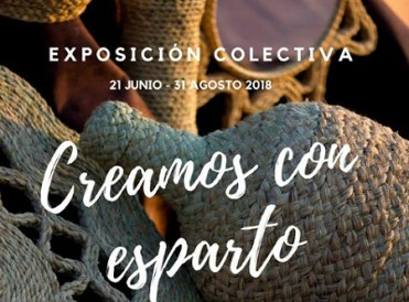 Until 31st August, esparto grass weaving exhibition at the artisan centre in Murcia