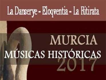 28th April La Ritirata with 18th century cello music in Murcia
