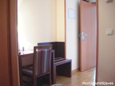 Interior habitación