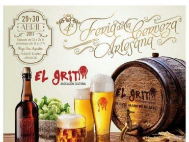 29th and 30th April Fuente Á�lamo artisan beer festival
