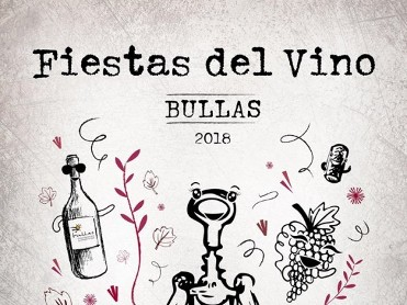 21st September to 7th October Fiestas del Vino in Bullas
