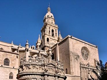 Catedral atardecer