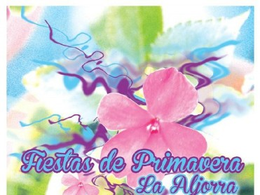 2nd to 11th June Fiestas de Primavera in La Aljorra, Cartagena