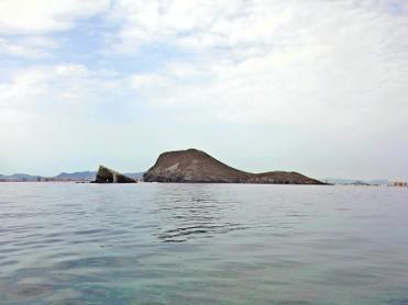 5. TWO SEAS GROSA ISLAND TOUR WITH STOP FOR SWIM  (LA MANGA, KM3)