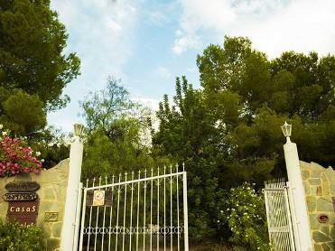 CASA RURAL DE ALQUILER LA NAVELA. LOS LIRIOS