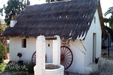 Exterior barraca