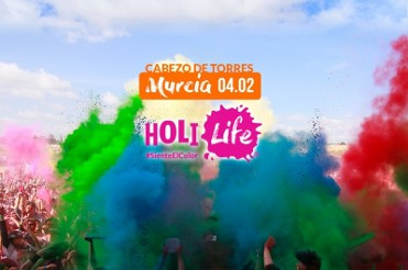 25th February Cabezo de Torres Holi Life fun run