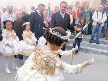 Fiestas Patronales en Honor a la Stma Cruz