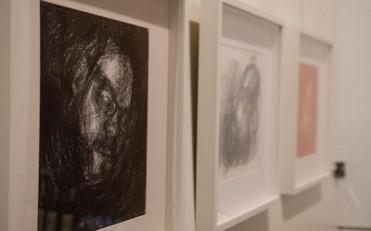 Until 15th April, charcoal drawings exhibition at the Palacio Consistorial in Cartagena