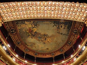 Fachada del Teatro Romea - Foto: Joaquín Zamora
