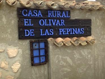 EL OLIVAR DE LAS PEPINAS