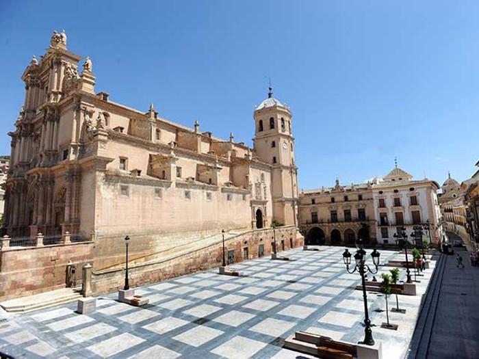 Visita Guiada Lorca Monumental en Verano