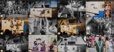 17th August Free circus-style street theatre in Los Alcázares