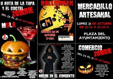 Mula Halloween special from 28th to 31st October