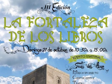 21st October Book Day at Lorca Castle