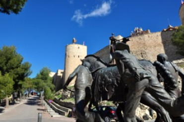 18th November Free guided tour of the Holy City of Caravaca de la Cruz