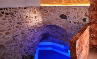 Baños el Pozo (Baños termales)