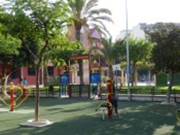 Zona gimnasia