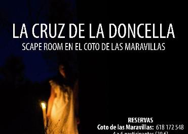 La Cruz de la Doncella. Scape Room en el Coto de las Maravillas