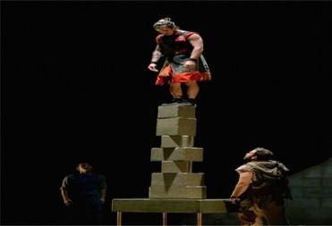 23rd February, DES-Habitat, circus theatre in Murcia