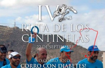 22nd September, Ruta de los Centinelas, 98-kilometre ultra-marathon from Torrevieja to Cartagena