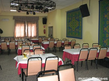 Zona de banquetes