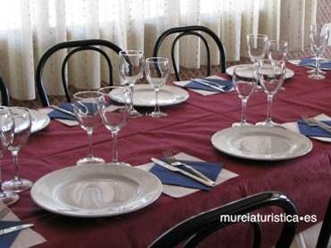 Restaurante Hnos. Bayonas. Puerto Lumbreras