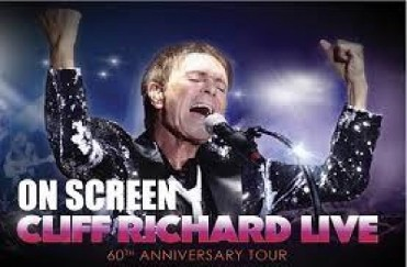 22nd November Cliff Richards 60 years of music at the Cine Las Velas in Los Alcázares