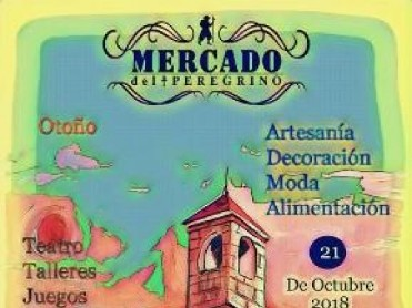 21st October artisan market Mercado del Peregrino in Caravaca de la Cruz : CANCELLED