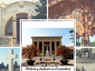 10th, 17th and 23rd June guided tour of Mazarrón cemetery