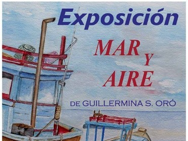 1st to 29th June Exhibition Mar Y Aire in Los Alcázares