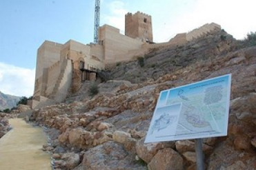 25th February Alhama de Murcia: Visit the castle with this monthly guided tour