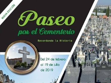 19th July : Free guided nocturnal tour of Molina de Segura Cemetery