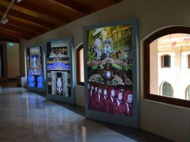 MASS. MUSEO AZUL DE LA SEMANA SANTA