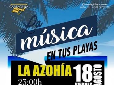 18th August Free concert in La Azohía: Stolen