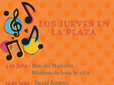 19th July Luis Muñoz y La Orquestina in Los Alcázares
