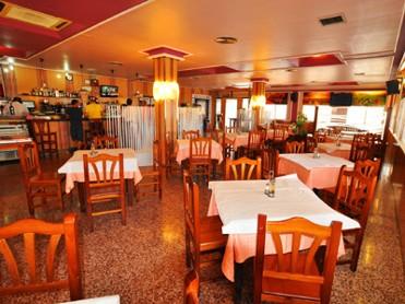 Restaurante Los Badenes. Jumilla