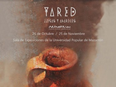 Until 25th November, art exhibition in Mazarrón