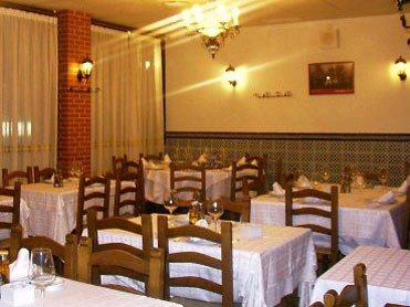 Restaurante Taberna Siglo XXI (Murcia)