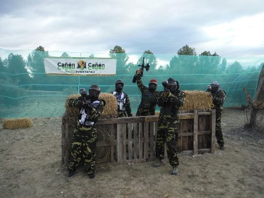 Paintball ;)