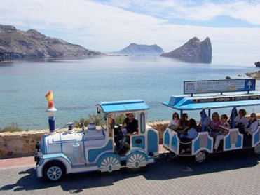 18th November FREE route of the railways tour in Águilas