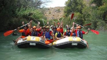 Grupo rafting ;)